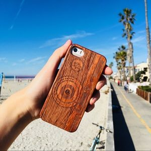 Wood IPhone Cases. Made in California